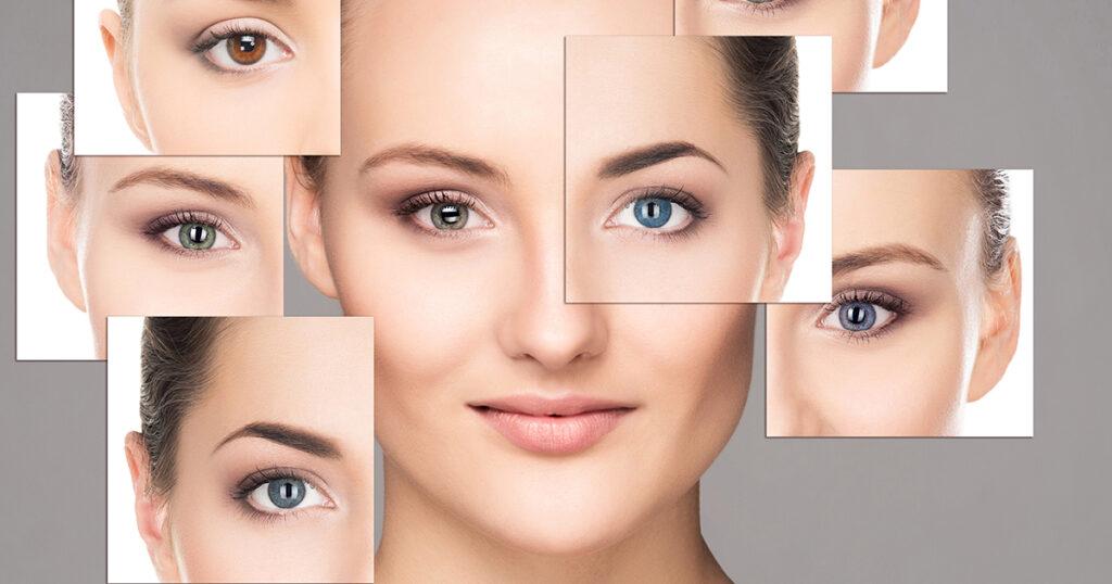 مزایا و معایب لنز چشم طبی و رنگی