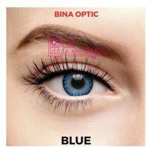 لنز ایراپتیکس آبی