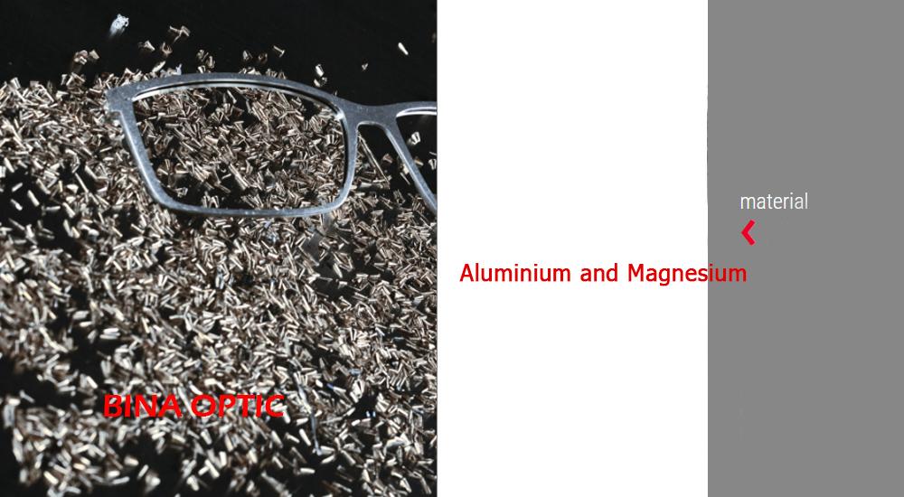 عینک آلمینیومی