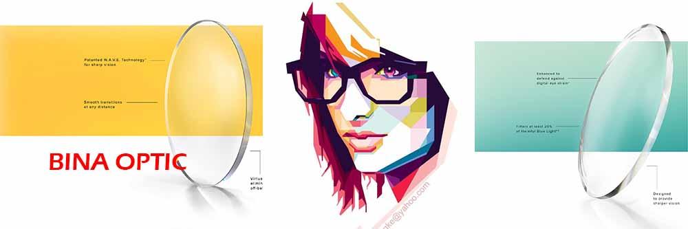 عدسی عینک