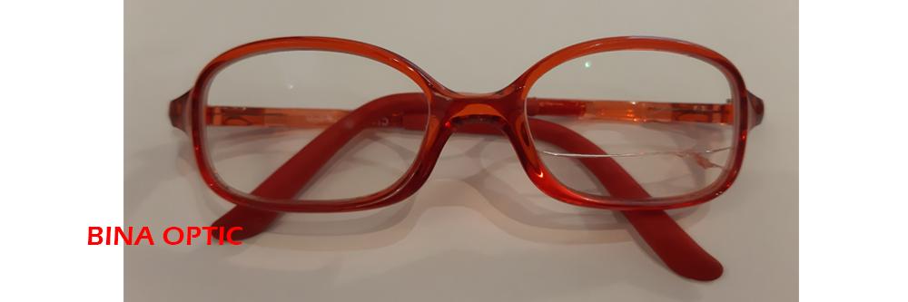 عینک بچه گانه نشکن | عدسی طبی