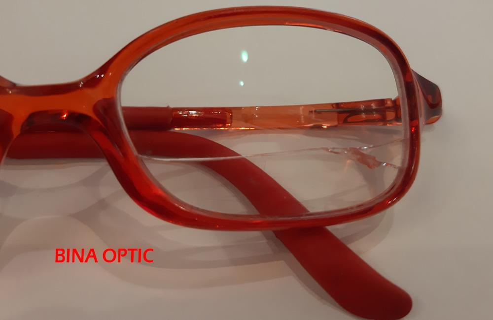 عینک بچه گانه نشکن