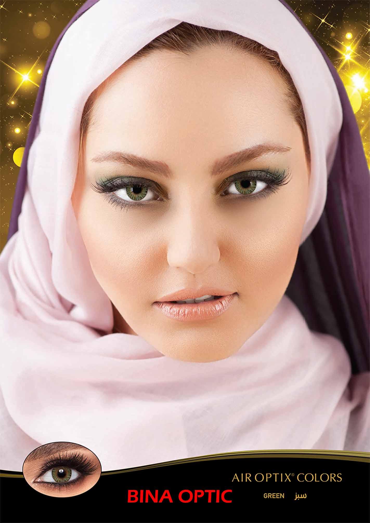 لنز سبز ایراپتیکس